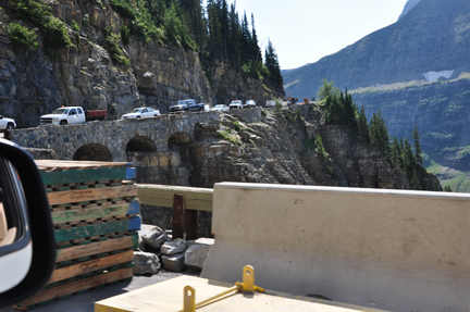 Two Rv Gypsies Full Time Rvers At Glacier National Park