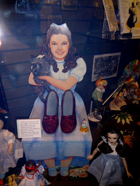 The Wizard Of Oz Museum In Wamego Kansas