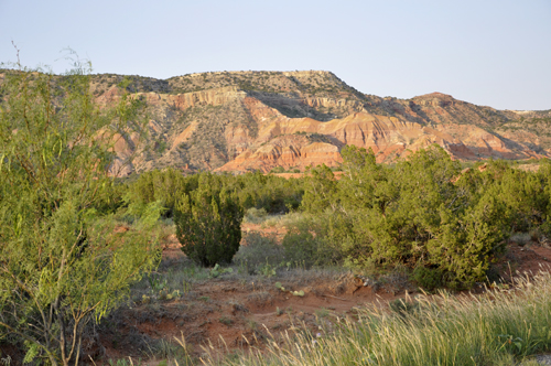 The Two Rv Gypsies At Palo Duro Canyon State Park