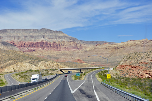 The Two Rv Gypsies Travel To Utah In Their Rv