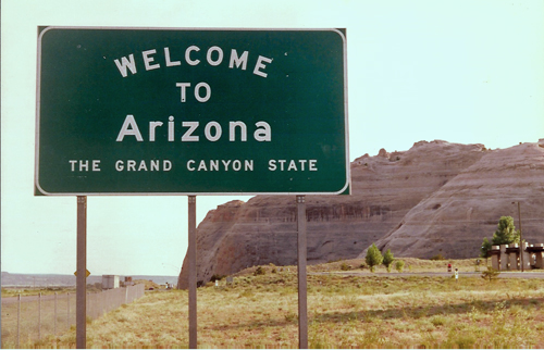 trip to arizona