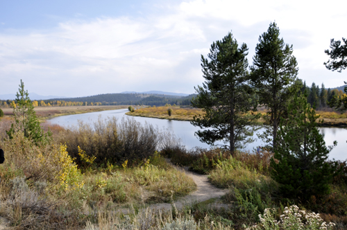 oxbow wyoming galerija scenic - photo #2