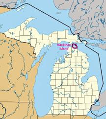 Where Is Mackinac Island Located