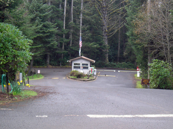 Thousand Trails Campground In Pacific City Oregon