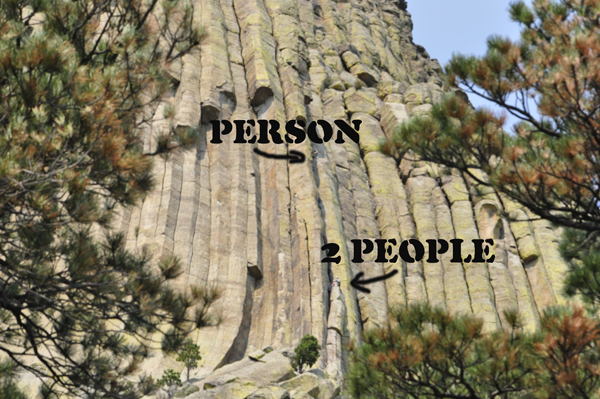 The Two Rv Gypsies At Devil S Tower In Wyoming Page 2 Of 2
