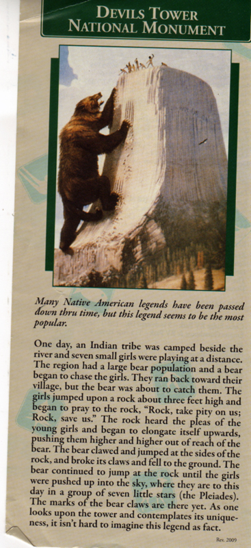 Devils Tower Wy >> The Two RV Gypsies at Devil's Tower in Wyoming page 2 of 2