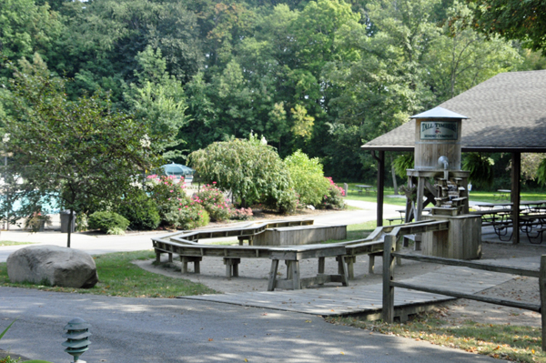 Dayton tall timbers resort a koa campground - Campgrounds in ohio with swimming pools ...