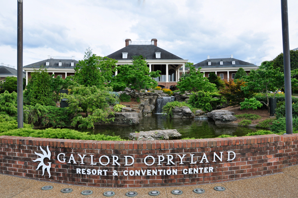 On October 26 2001 Opryland Hotel Nashville Was Rebranded As Lord Resort Convention Center Or For Short Taking Its Name