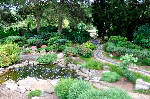 The Garden Of Hope At Huntsville Botanical Gardens