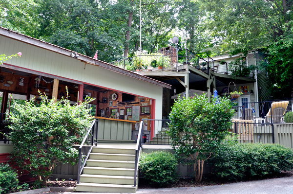 Sugar Mill Creek Rv Resort In Clarkesville Georgia