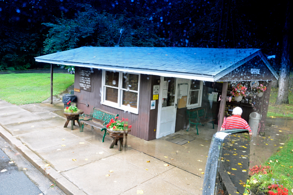 Prince William Forest Rv Campground In Virginia