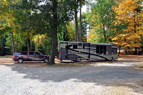 River Beach Campsites In Milford Pennsylvania