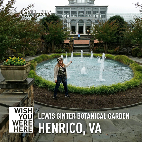 Lewis Ginter Botanical Gardens In Henrico Va Page 1 Of 2