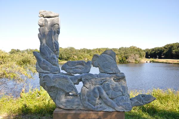 Lakeside Park Veterans Memorial And Sculpture Park St