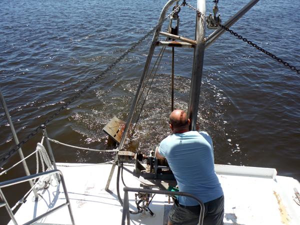 Shrimping In Biloxi Mississippi
