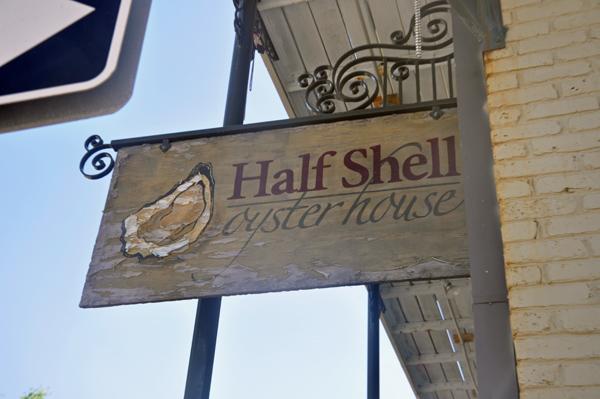 Half Shell Oyster House Restaurant