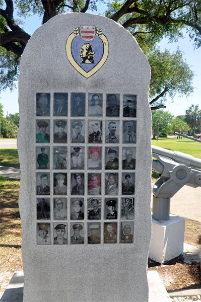Biloxi Mississippi War Memorials And More