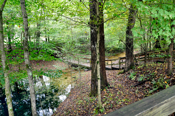 Red Clay State Historical Park In Tennessee