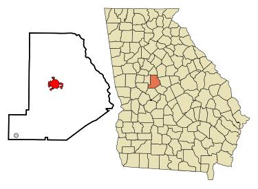 High Falls State Park In Jackson GA - Jackson georgia map