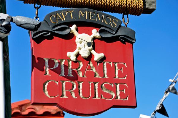 Captain Memo S Pirate Ship Clearwater Beach Florida