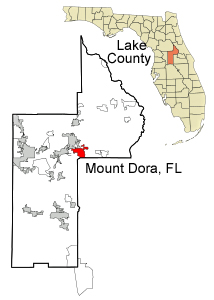 Lake Dora Florida Map.Alligators Birds And Scenery In Mount Dora Florida