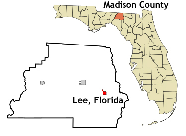 Madison Florida Map.Madison Blue Spring State Park