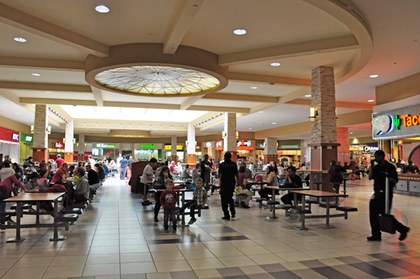 North Park Mall Food Court Hours