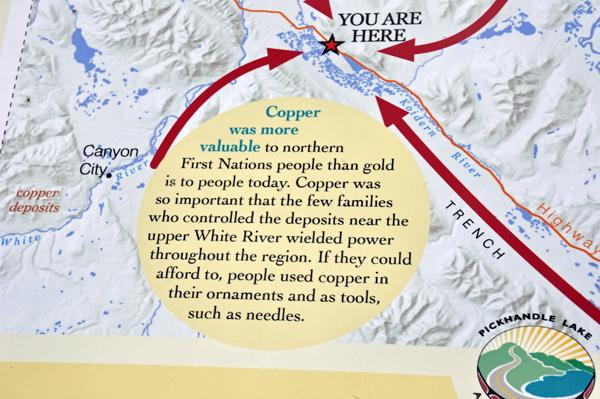 Pickhandle Lake And Beaver Creek Yukon - Yukon river on us map