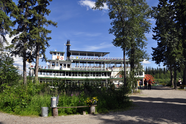 Riverboat Cruise To An Athabaskan Village In Alaska