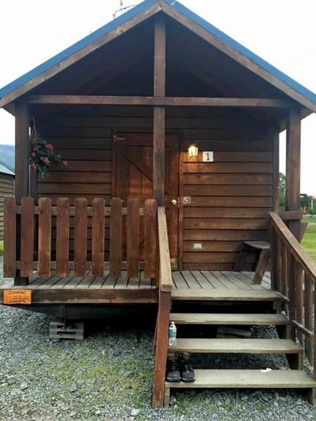 Cabin At Eagleu0027s Rest RV Park