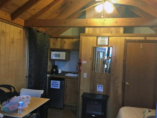 Gentil Cabin At Eagleu0027s Rest RV Park
