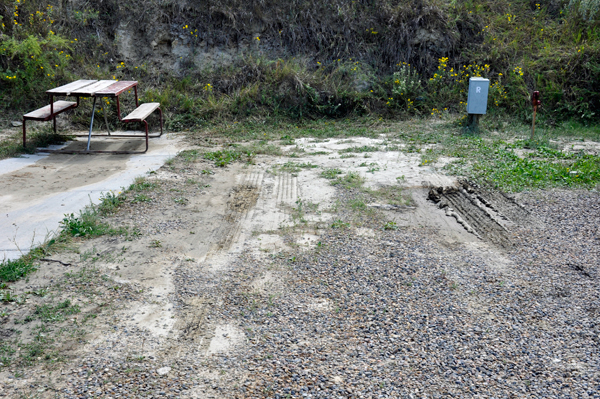 Red Trails Campground In Medora North Dakota