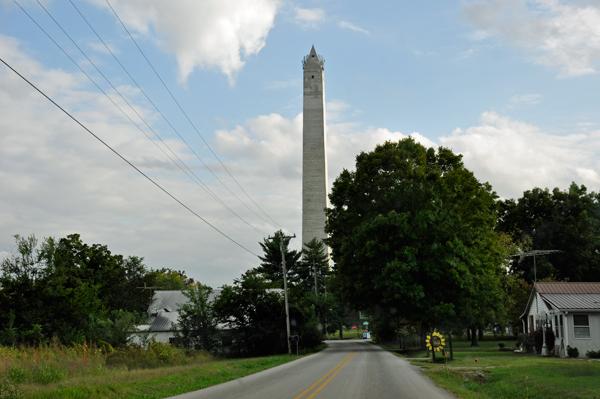 jefferson davis monument in kentucky