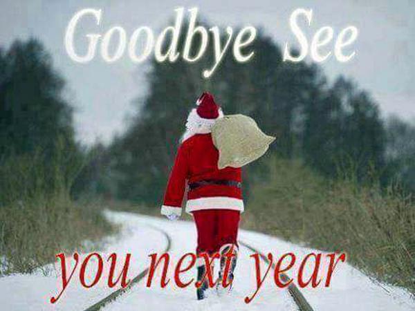 Un petit calendrier de l'Avent, ça vous dit ?!  - Page 10 Bye-santa