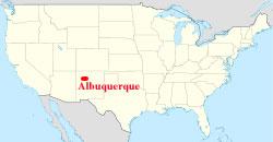 albuquerque usa map bnhspinecom