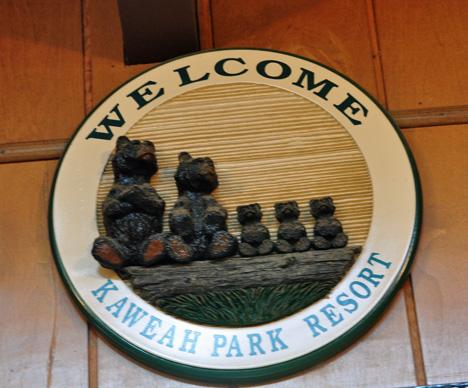 Kaweah park resort in three rivers california